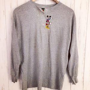 Vintage Disney Mickey and Gang shirt